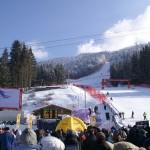 Ski Weltcup in Garmisch-Partenkirchen
