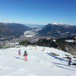 Skifahren im Garmisch-Classic Skigebiet
