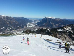 Skifahren Garmisch-Classic, Bild 01